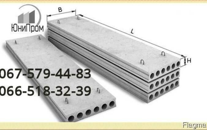 Плиты (ЖБИ) ПК 84-15-8 (8380х1197х220)