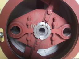 Плиты роликов (без регуляторов) пресса гранулятора ОГМ 1, 5