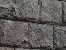 Плиты скалы из Берестовецкого базальта