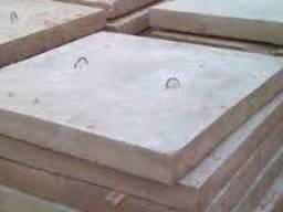 Плиты тротуарные К-8А 1х1х0, 08м