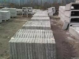 Плиты ж/б перекрытия лотков П10. 5 1000х500х60мм