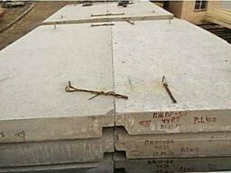 Плиты железобетонные для жд. переездов ПЖПР-50x 3000x600x160