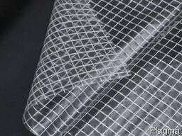 Плівка теплична армована трьохшарова