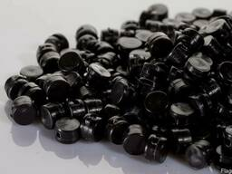 Пломбы пластмассовые 10 мм (2600 шт/кг)