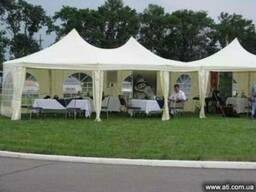 Площадки и аренда шатров