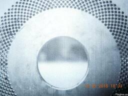 Плоские матрицы различных размеров к грануляторам.
