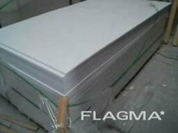 Плоский хризотилцементный шифер 8мм *3000*1200
