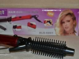 Плойка для волосся Alisi ALS-6801, плойка для накручування в