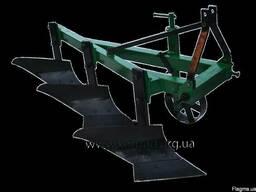 Плуг для минитрактора ПЛН-3-25 трехкорпусный