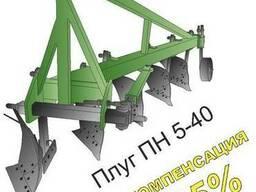 Плуг НаукаПН 5-35, 40, 45, 50 без регулировки ширины захват