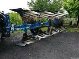 Плуг оборотний Rabe Werk Albatros 120 4 корпуси / Рабеверк