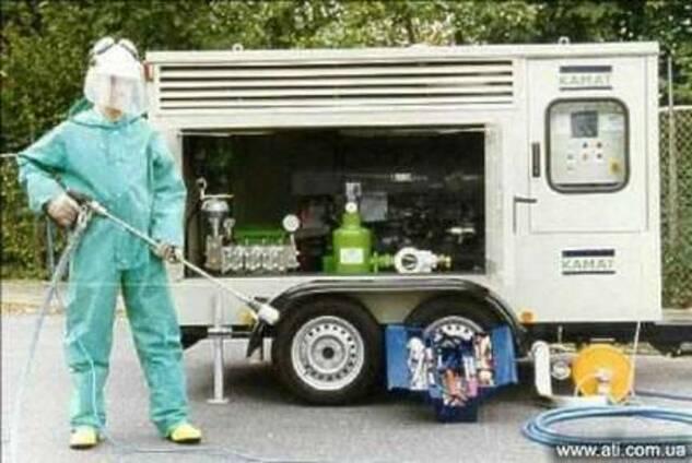 Плунжерный насос высокого давления KAMAT(Германия)