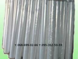 Плёнка полиэтиленовая тепличная прозрачная 100 мкн