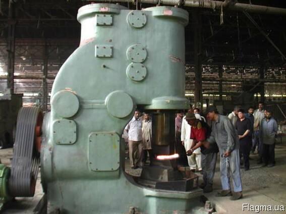Пневматический ковочный молот С41-750