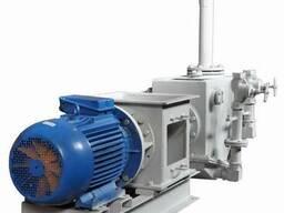 Пневматический подъемник винтовой для цемента, 60 т/час