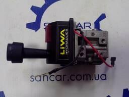 Кран, пульт, клапан подьема кузова прицепа. Новый.