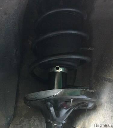 Пневмобаллоны пневмоподушки в передние пружины Opel Omega
