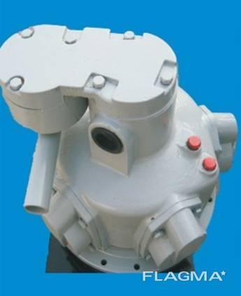 Пневмодвигатели П8-12, П12-12, П13-16, П16-25, ДАР-14, ДАР-5