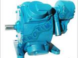 Пневмодвигатели П8-12, П12-12, П13-16, П16-25, ДАР-14, ДАР-5 - фото 2
