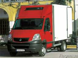 Пневмопідвіска(пневмоподвеска) Renault Mascott