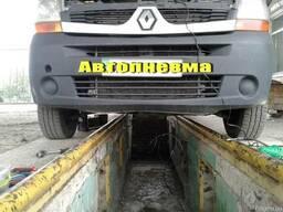 Пневмопідвіска(пневмоподвеска) Renault Master, передня вісь