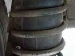 Пневмоподушки для Киа Маджентис (пневмобаллоны в пружины)