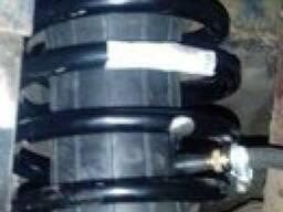 Пневмоподушки для KIA Sportage (пневмобаллоны в пружины)