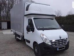 Пневмоподвеска Renault Master 2010