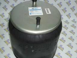 Пневморессора (подушка) прицепа с металическим стаканом