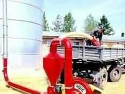 Пневмотранспортер зерна