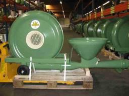 Пневмотранспортер зерна погрузчик IG 740 Neuero Германия