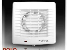 Побутові вентилятори POLO осьовий
