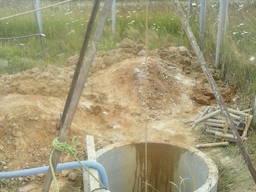 Почистить- выкопать колодец в Чернигове и области
