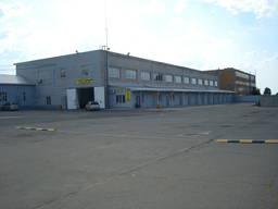 Под Производство, Супермаркет, Почту Часть помещения 1000 м. кв.