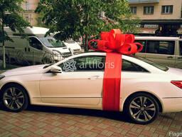Подарочное оформление машины, бант на машину В наличии