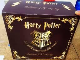 """Подарочный набор """"Гарри Поттер"""".8 книг. Издательство Росмен. Русский язык."""