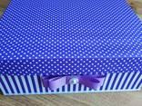 Подарунковий бокс / Подарочная коробка / Подарунковий набір - фото 3