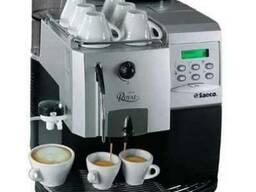 Подаю кофемашины, кофеавтоматы, кофеварки новые и б/у. Saeco