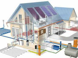 Подбор и продажа систем отопления и сантехнического. ..