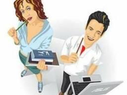 Подбор офисного персонала на вакансии разного уровня в любой