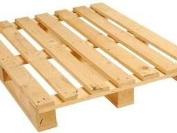 Поддон деревянный 100*120