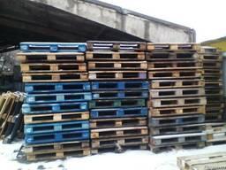 Поддон деревянный 1200*800 усиленный