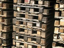 Поддон деревянный 1200х800 2 сорт облегченные