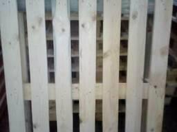 Поддон деревянный 1200х800 облегченный