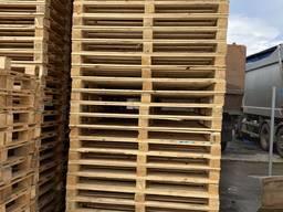Поддон деревянный 1480*1480мм.