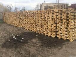 Поддон деревянный бу