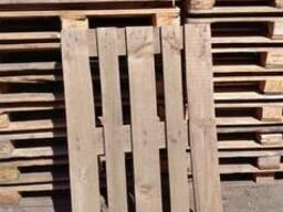 Поддон деревянный ЕВРО 2 сорт 1200x800 б\у