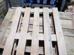 Поддон деревянный новый дешевый