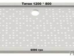 Поддон душевой 1200 800 Титан