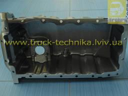 Поддон масляный нижняя часть, с отверстием для сенсора VW